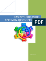 Bases Teóricas Aprendizaje Cooperativo