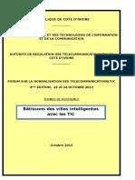 TDR ForumNurmalisation 2013