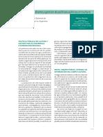 Informacion Politicas Publicas en Cultura - Walter Bosisio