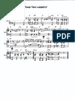 Things Klavierthema