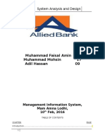 Abl system analysis and design