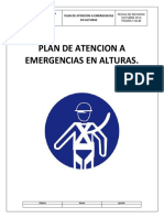 Plan de Atencion a Emergencias de Caidas