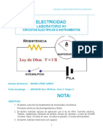 Electricidad Basica Taller