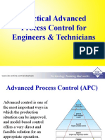 Practical advanced process control