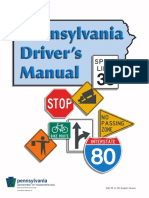 Driver Manual PA