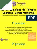 Os 10 Princípios Da Terapia Cognitivo-Comportamental