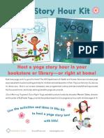 Yoga Story Hour Kit