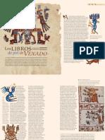 2013 Los Libros de Piel de Venado en Cod