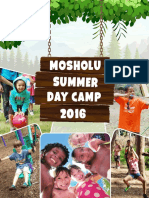 Mosholu Summer Day Camp 2016