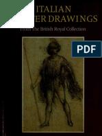 Italian Master Drawings, Leonardo to Canaletto (Art Ebook).pdf