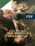 Preghiera a San Michele Arcangelo (Mini Book)