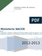 Catalogo Nacer 2012-2013