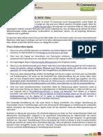 PS Commentary  28.02.2010 - Suchbildrätsel Weltwirtschaft, Teil III - China+