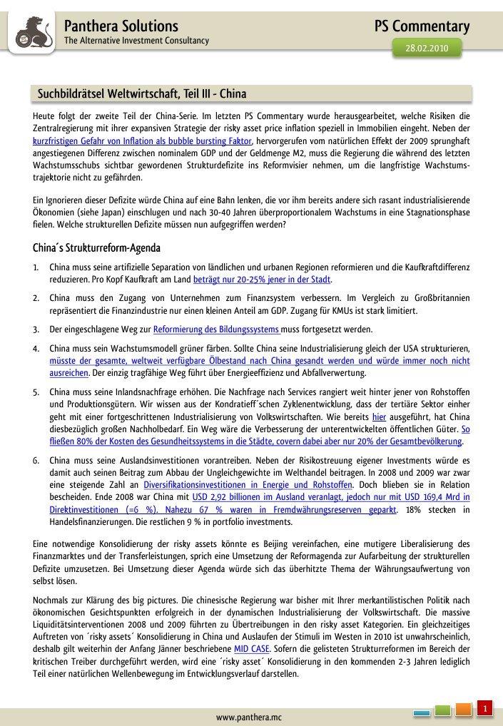 PS Commentary 28.02.2010 - Suchbildrätsel Weltwirtschaft, Teil III ...