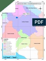 Plano de Ubicación Hidrográfica A3