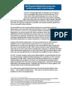 Medical Marijuana Laws and Public Safety