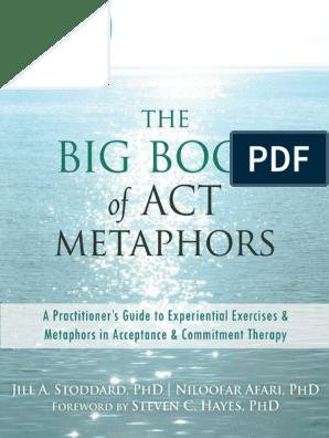 Big Book of ACT Metaphors, The - Hayes, Steven C , Stoddard