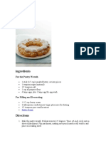 Paris Brest Recipes