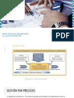 Metodología Para Enfocar La Gestión Por Procesos