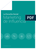 Informe de Brandwatch Marketing de Influencia