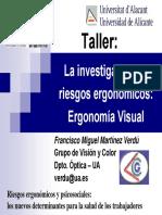 Ergonomia Visual