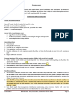 Amazon Consolidated Interview Experience Document
