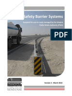 Accepted Safety Barriers V2