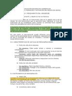 ORGANIZACIÓN DE ESPACIOS COMERCIALES