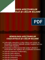 3. Semiologie- Colecist + Pancreas
