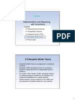 DempsterShafer Theory
