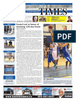 February 12, 2016 Strathmore Times