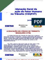 Apresentação Juciara Rodrigues (Denatran).ppt