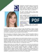Discurso Cirujano Bucal María Herminia Bellorín López.  Presidente de la Sociedad Venezolana de Cirugía Buco-Maxilofacial. 2015/2017