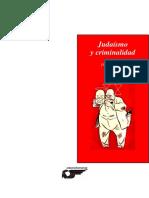 Judac3adsmo y Criminalidad