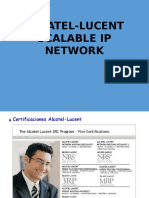 ALCATEL-LUCENT SCALABLE IP NETWORK.pptx