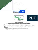 Gratisexam.com Alcatel Lucent.pass4sure.4A0 101.v2015!04!05.by.granville.335q