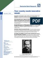 Innovative Mind - DB Research