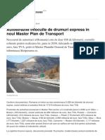 Autostrazile Inlocuite de DrumuAUTOSTRAZI INLOCUITE DE DRUMURI