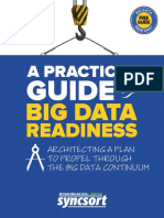 A Practical Guide to Big Data Readiness