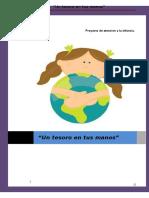 Proyecto de Atención a La Infancia