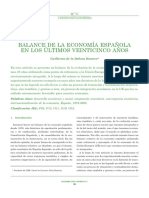 Economia Española Ultimos 25 Años (1)