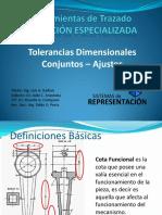 Tolerancias Dimensionales y Ajustes