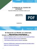 Derecho Al Olvido 24062014
