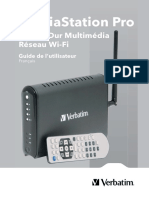 MediaStation Pro HDD User Guide - French