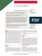 Insulin Therapy for Type 2 DiabetesMellitus