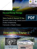 The Essence in Thermal Energy Storage