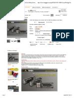 XTAR VI01 Detector de Corrente USB _ Tensão Para Battery Power Bank Venda-Banggood.com