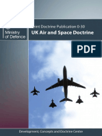 Joint Doctrine Publication 0-30