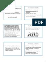 Desenvolvimento Pessoal e Profissional Slide