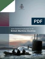 Joint Doctrine Publication 0-10